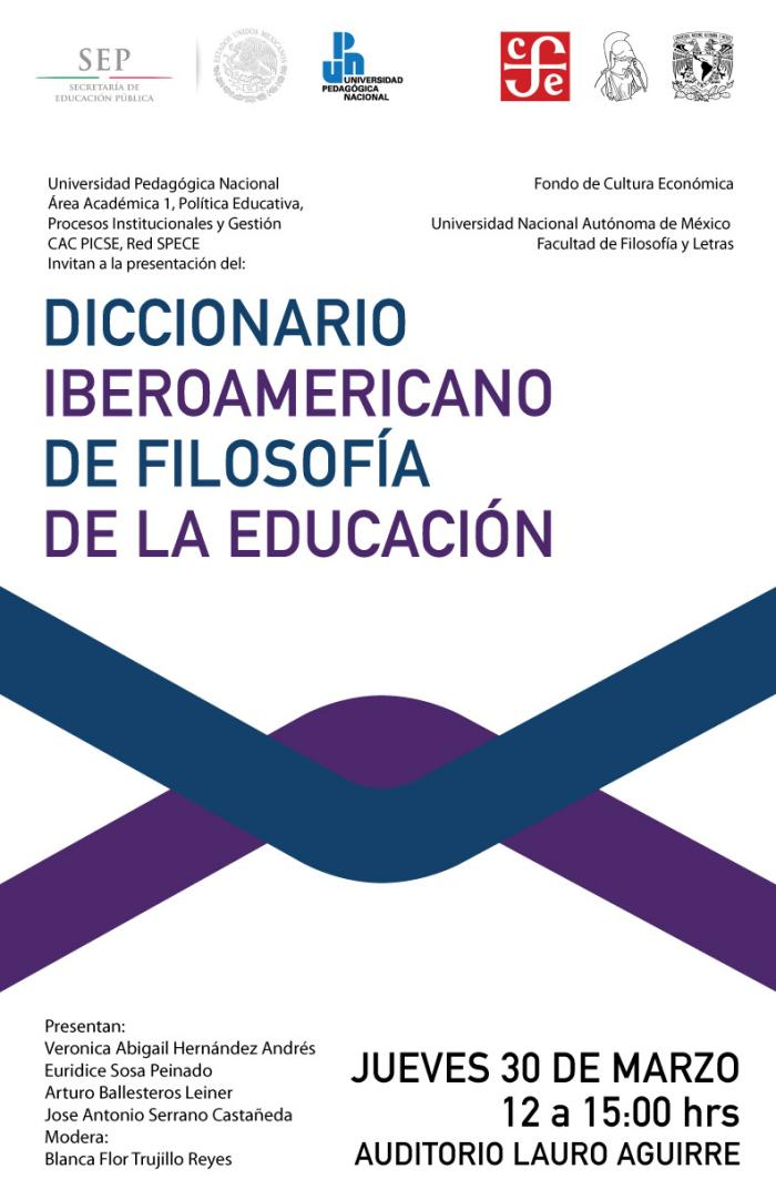 Diccionario Iberoamericano de Filosofía de la Educación